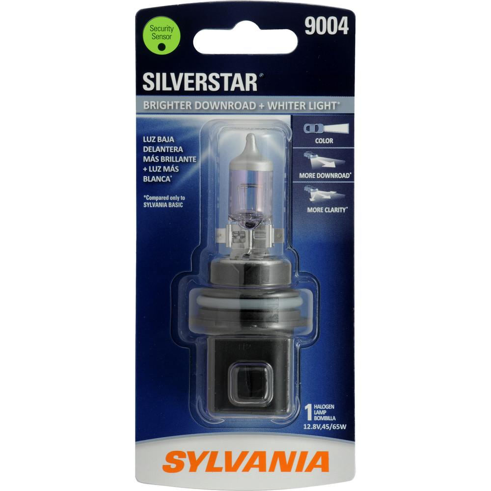 SYLVANIA RETAIL PACKS - SilverStar Blister Pack Headlight Bulb - SYR 9004ST.BP