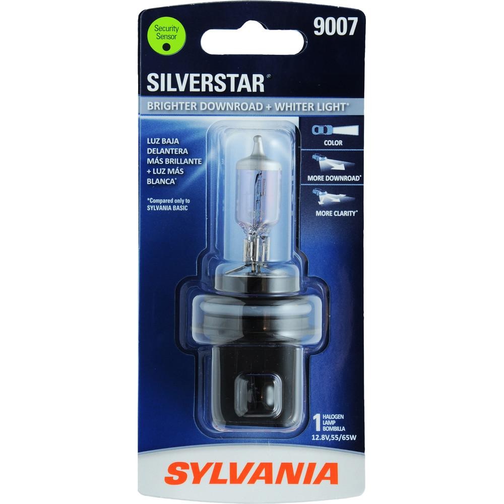 SYLVANIA RETAIL PACKS - SilverStar Blister Pack Headlight Bulb - SYR 9007ST.BP