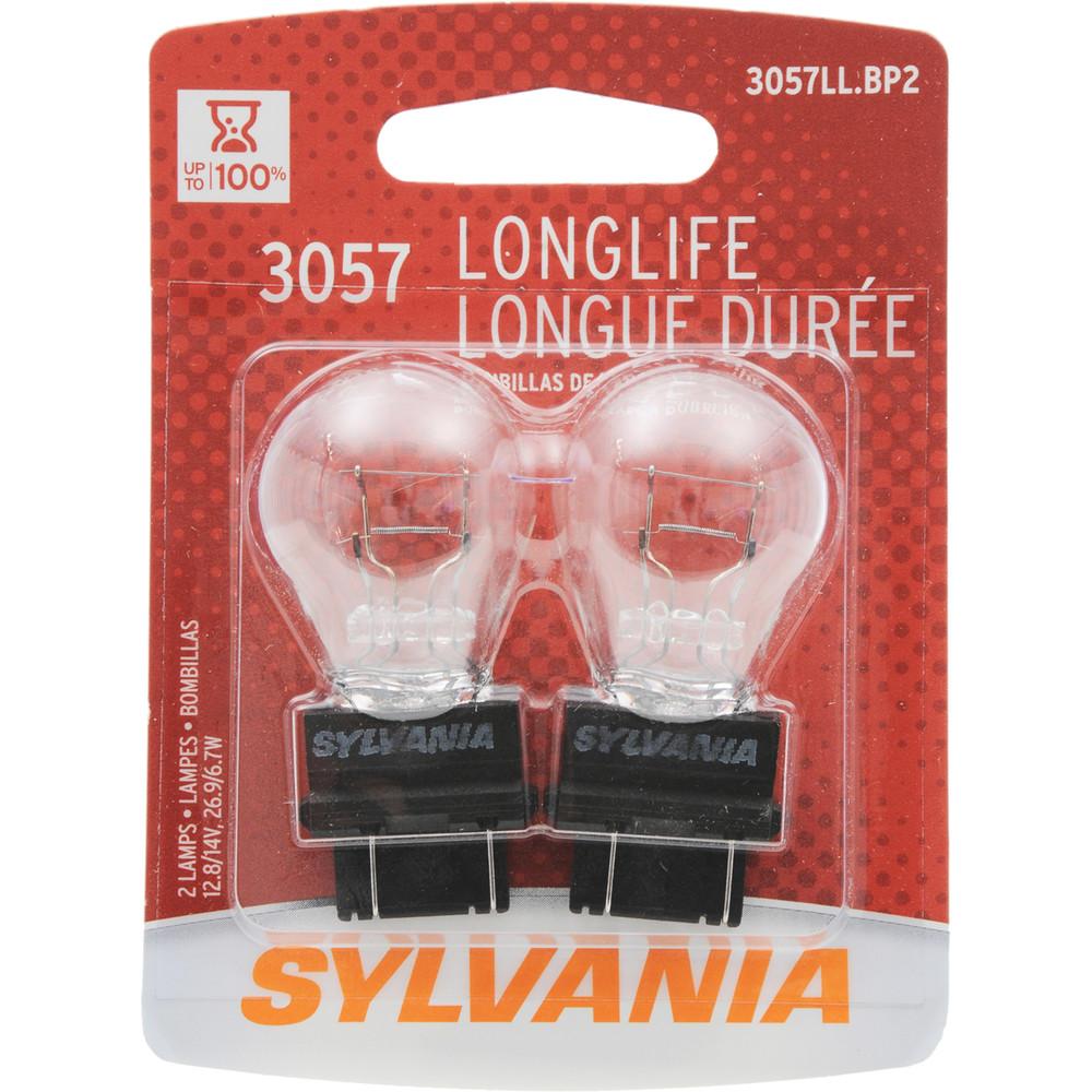 SYLVANIA RETAIL PACKS - Long Life Blister Pack Twin - SYR 3057LL.BP2