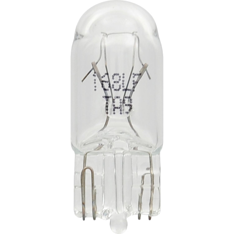 SYLVANIA RETAIL PACKS - Long Life Blister Pack Twin Side Marker Light Bulb - SYR 168LL.BP2