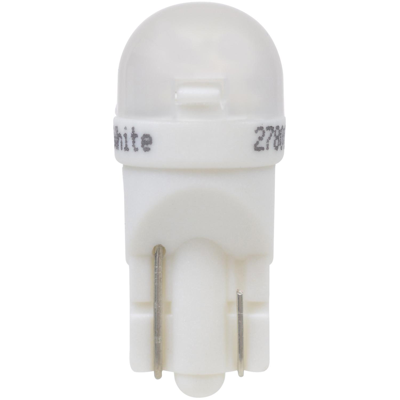 SYLVANIA RETAIL PACKS - LED Blister Pack Twin Side Marker Light Bulb - SYR 168SL.BP2