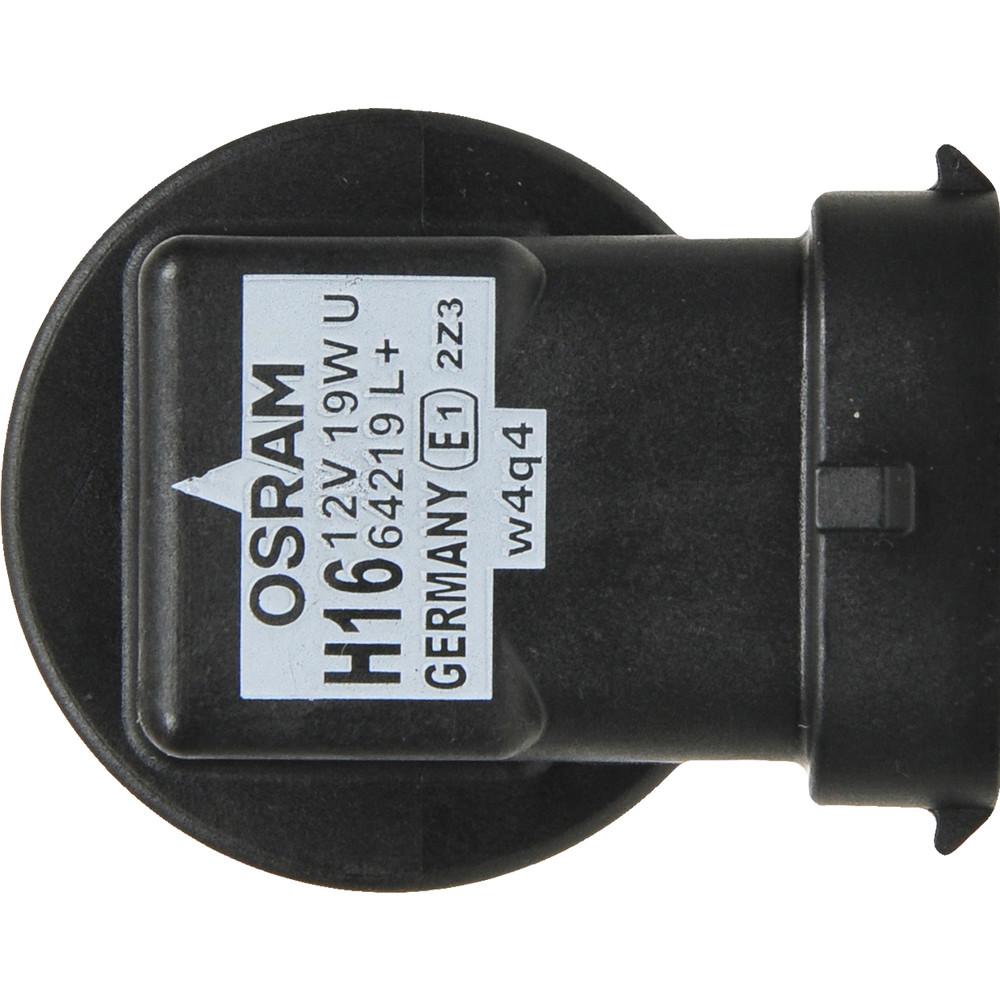 SYLVANIA RETAIL PACKS - Blister Pack Fog Light Bulb (Front) - SYR H16.BP