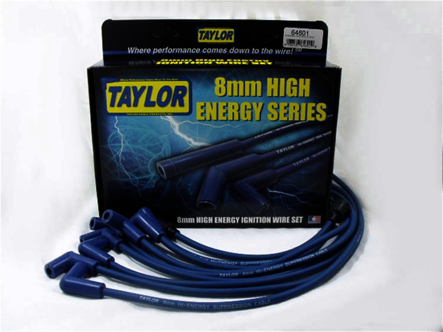 TAYLOR CABLE - High Energy Ignition Wire Set - TAY 64601