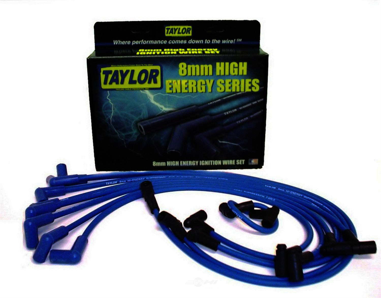 TAYLOR CABLE - High Energy 8mm Ignition Wire Set - TAY 64602
