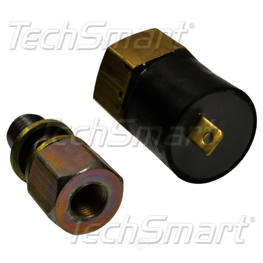 TECHSMART - Fuel Pressure Warning Light Kit - TCS F81002