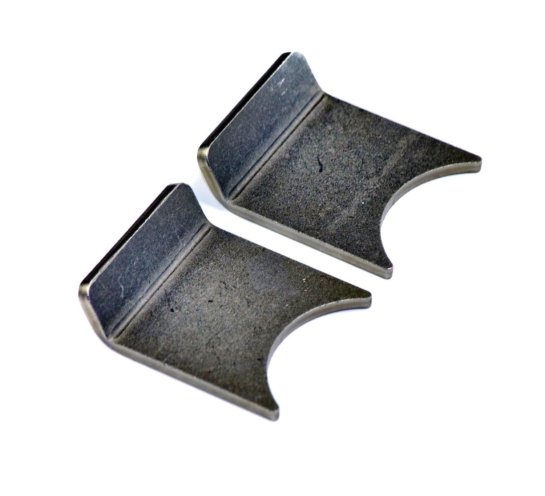 TERAFLEX - JK Front Lower Control Arm Skid Plate Kit 07-Pres Wrangler JK - TFX 4937330