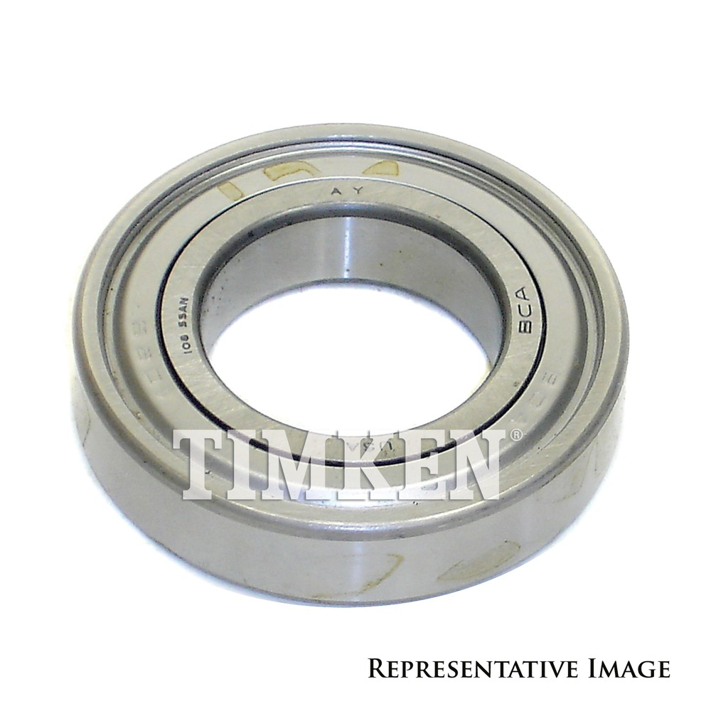 TIMKEN - Power Steering Pump Shaft Bearing - TIM 104CC