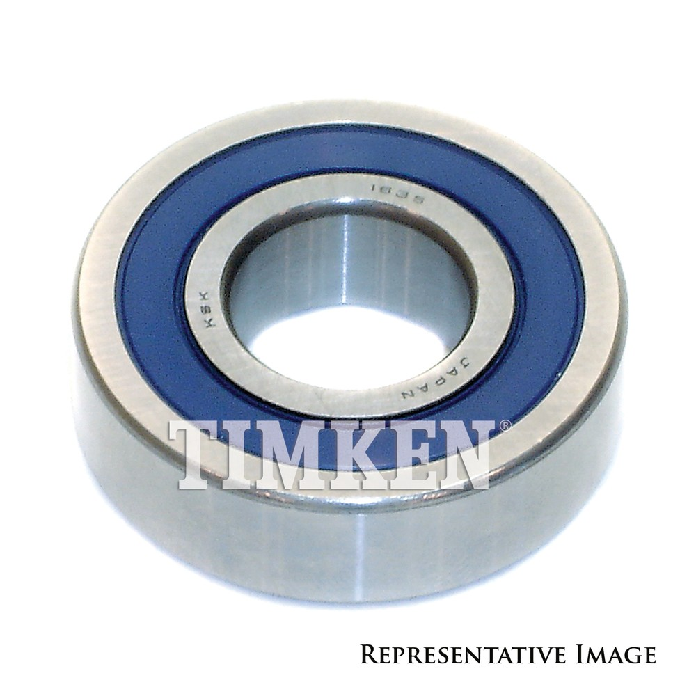 TIMKEN - Alternator Drive End Bearing - TIM 203FF