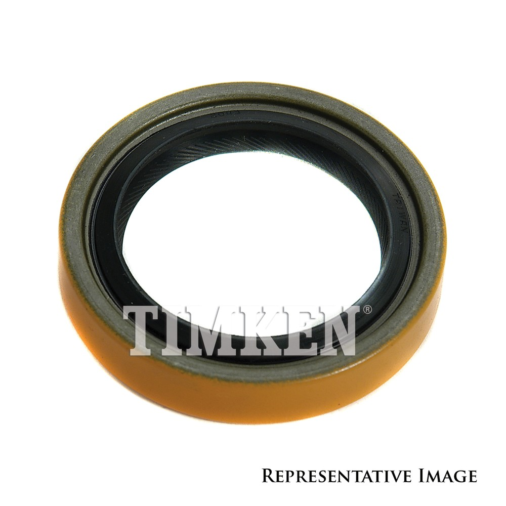TIMKEN - Auto Trans Selector Shaft Seal - TIM 8609