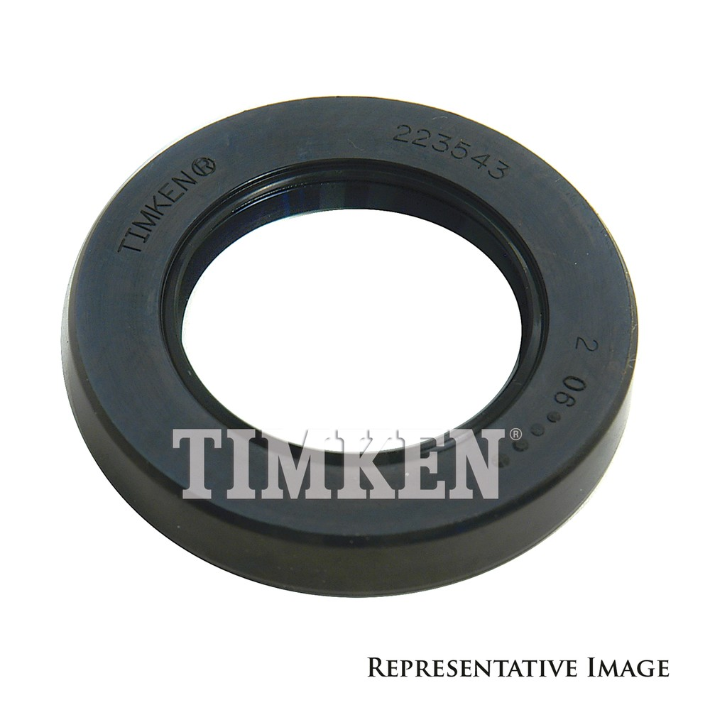 TIMKEN - Rear Seal - Manual Transmission - TIM 222535
