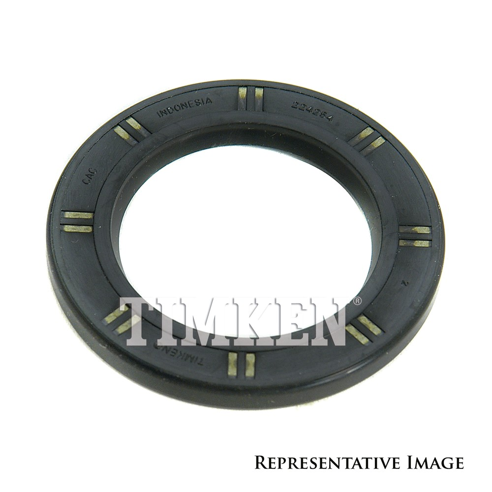 TIMKEN - Transfer Case Output Shaft Seal (Rear) - TIM 710254