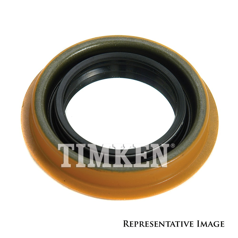 TIMKEN - Differential Pinion Seal (Front) - TIM 710558