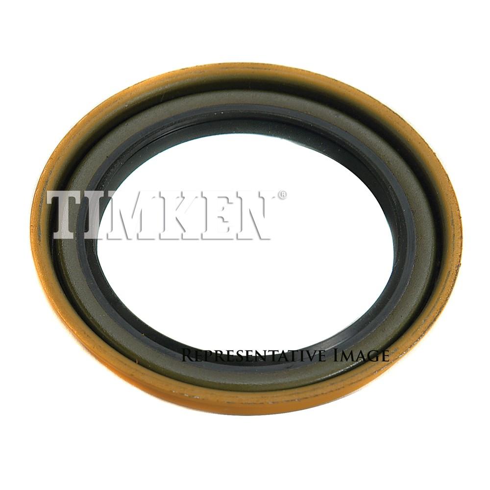 TIMKEN - Wheel Seal (Front Inner) - TIM 6815