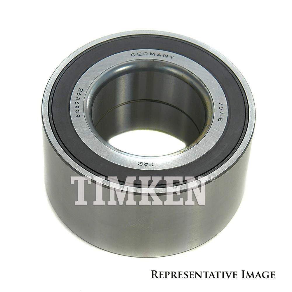 TIMKEN - Wheel Bearing (Front) - TIM WB000020