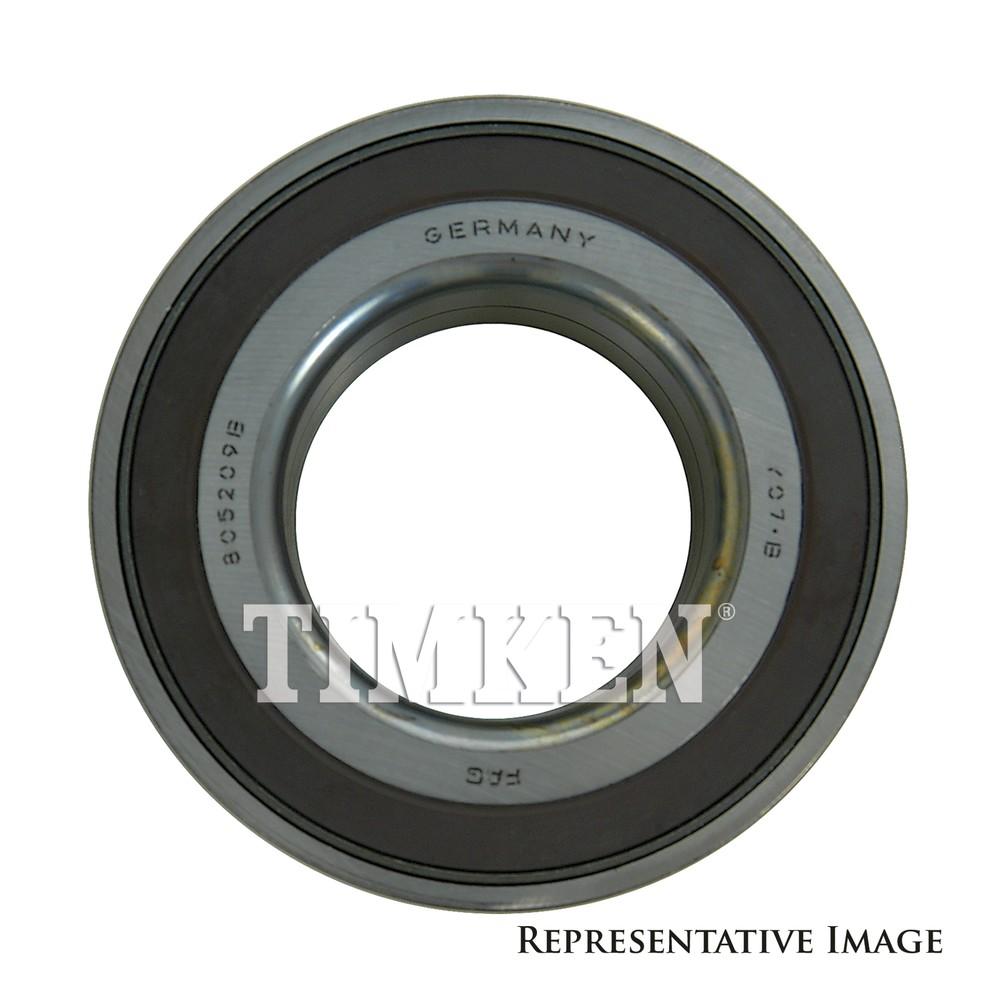 TIMKEN - Wheel Bearing (Front) - TIM 510006
