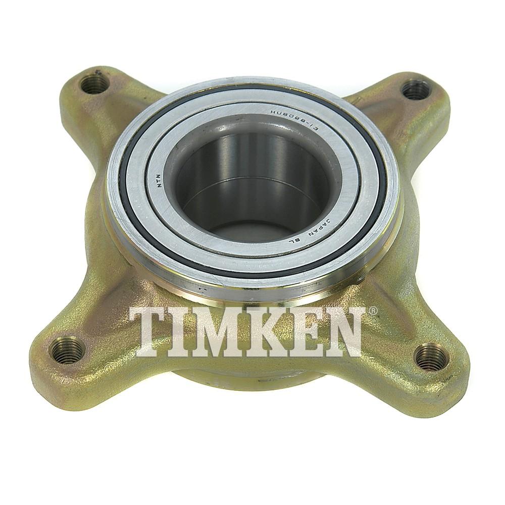 TIMKEN - Wheel Bearing Assembly - TIM 511012