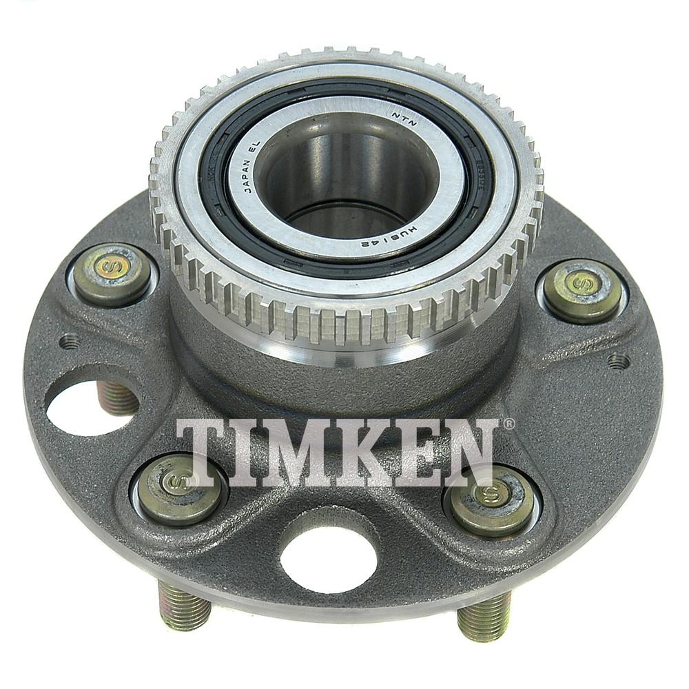 TIMKEN - Wheel Bearing and Hub Assembly - TIM 512124