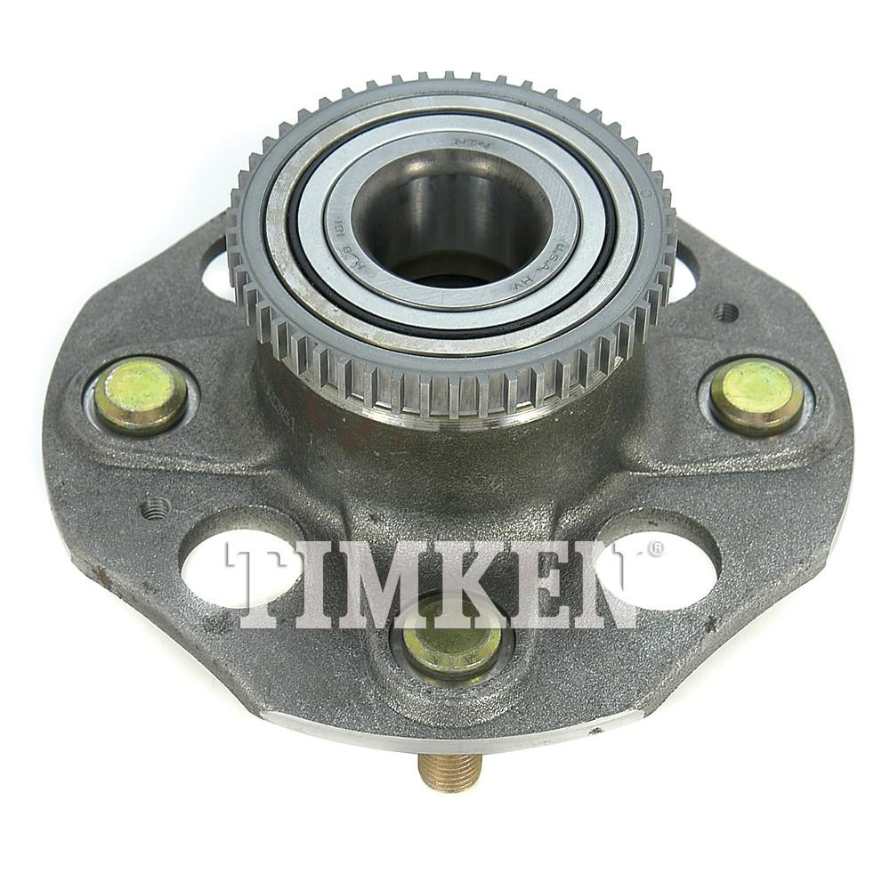 TIMKEN - Wheel Bearing and Hub Assembly - TIM 512178