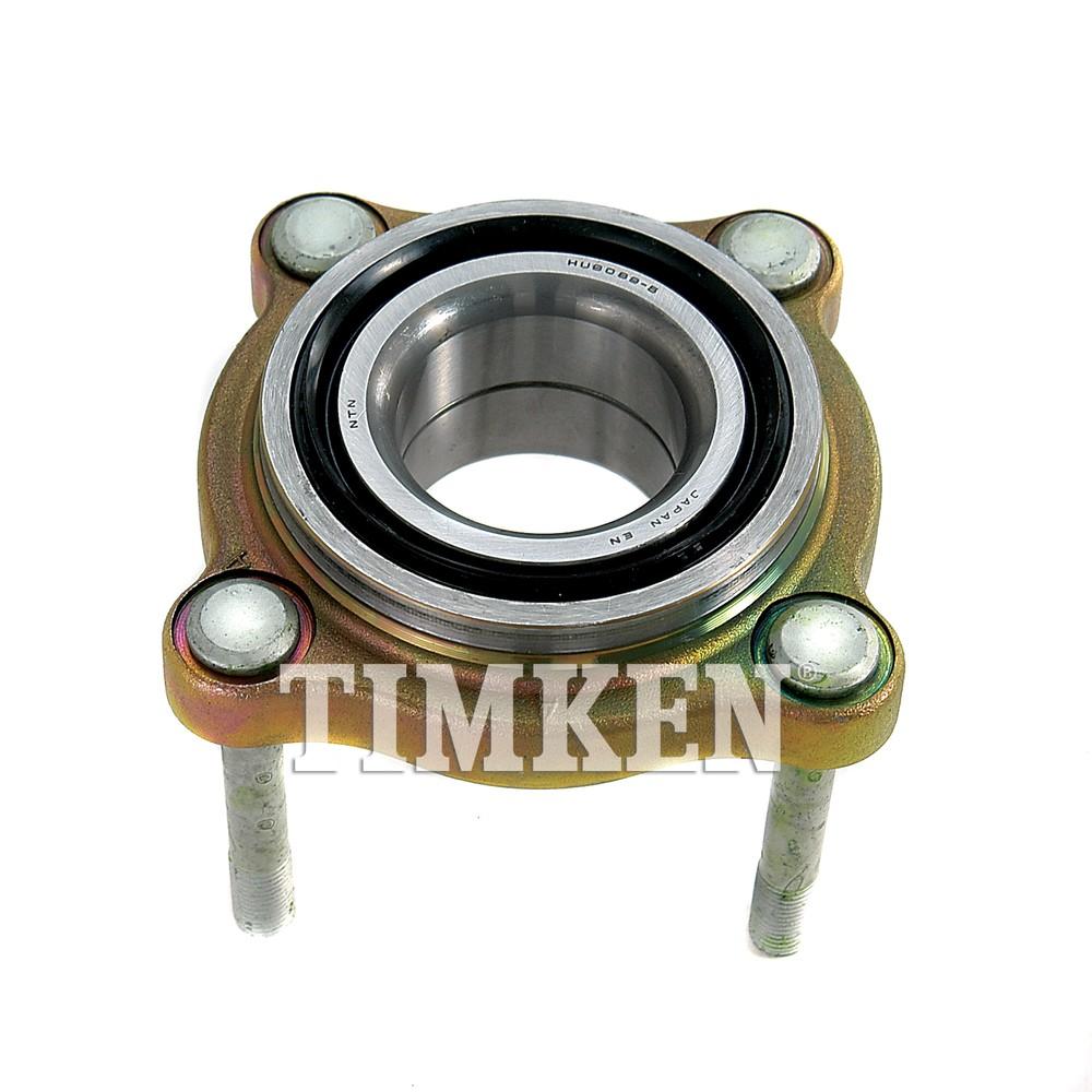 TIMKEN - Wheel Bearing Assembly - TIM 513099