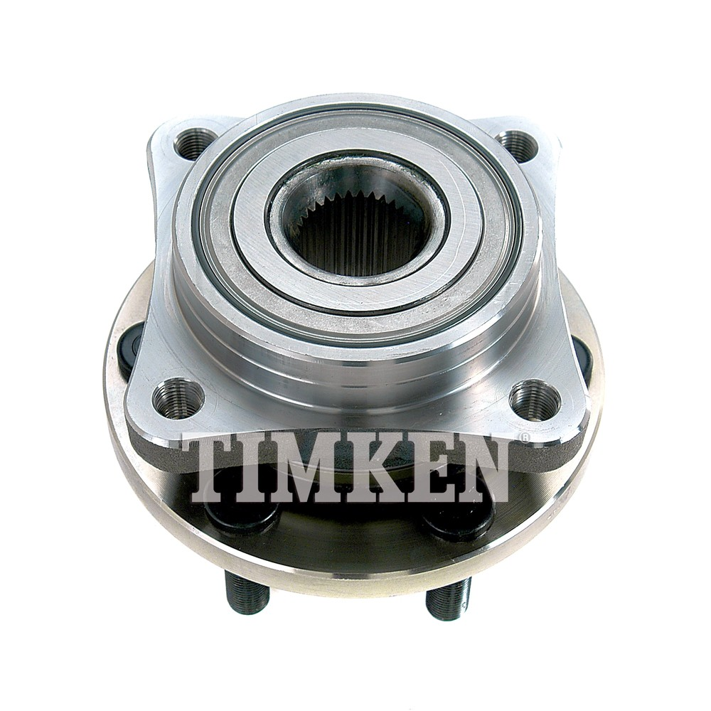 TIMKEN - Wheel Bearing and Hub Assembly (Front) - TIM 513109
