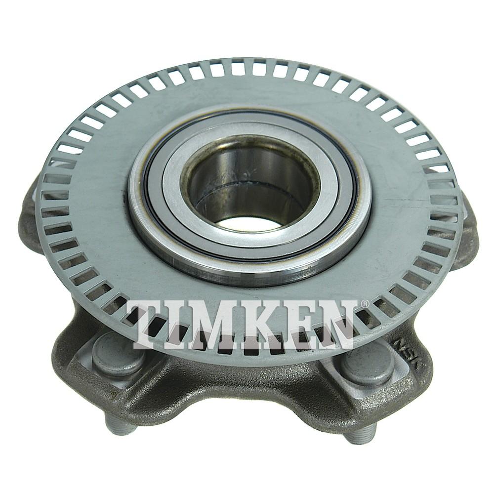 TIMKEN - Wheel Bearing And Hub Assembly - TIM 513193