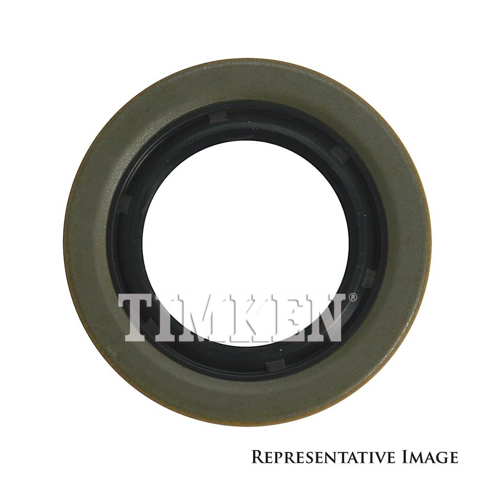 TIMKEN - Manual Trans Input Shaft Seal (Front) - TIM 7412S