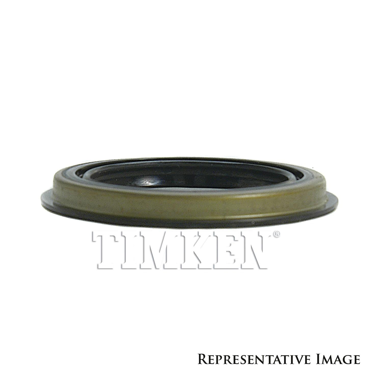 TIMKEN - Power Steering Pump Shaft Seal - TIM 7013S