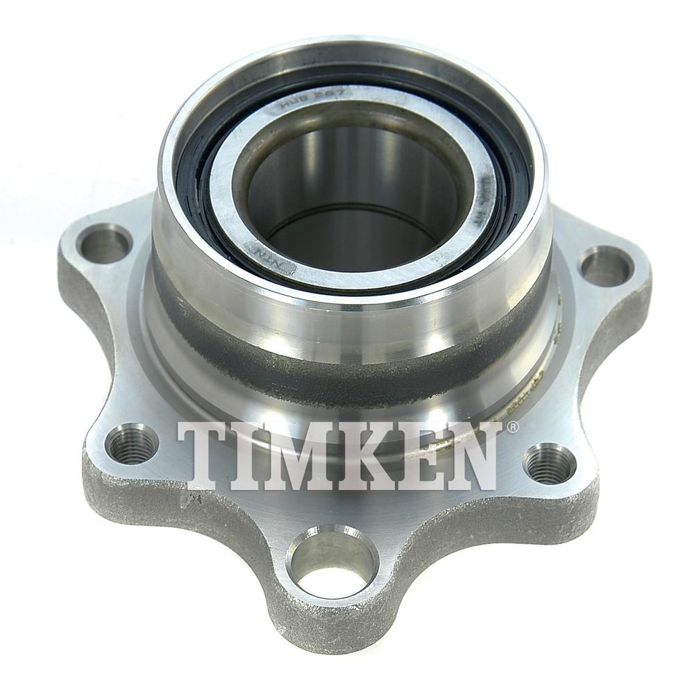 TIMKEN - Wheel Bearing Assembly (Rear Right) - TIM BM500003