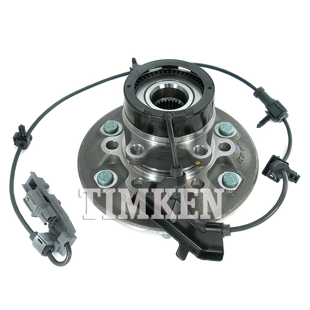 TIMKEN - Wheel Bearing and Hub Assembly - TIM HA590023