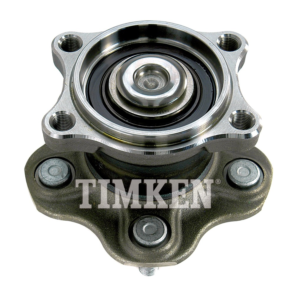 TIMKEN - Wheel Bearing And Hub Assembly - TIM HA590111