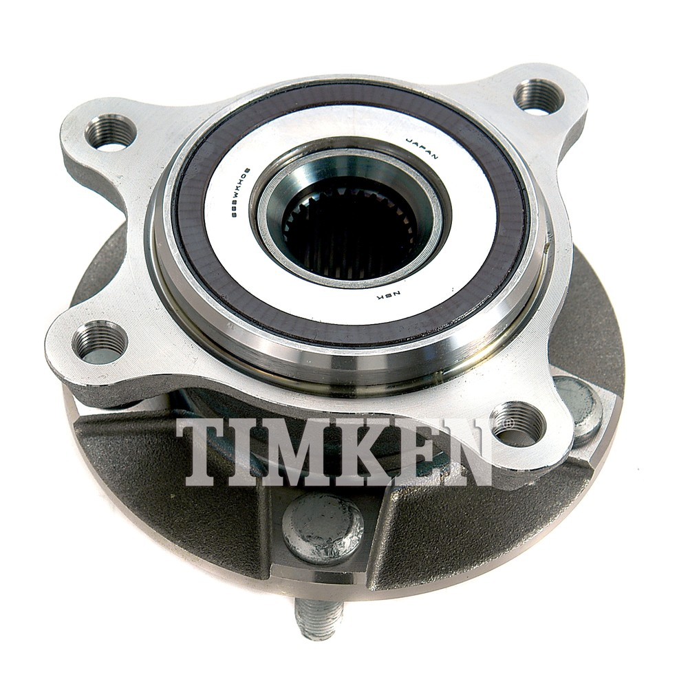 TIMKEN - Wheel Bearing And Hub Assembly (Front Right) - TIM HA590139