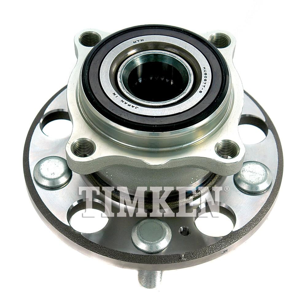 TIMKEN - Wheel Bearing & Hub Assembly - TIM HA590146
