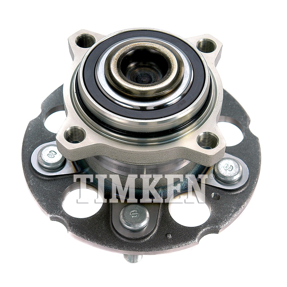TIMKEN - Wheel Bearing and Hub Assembly - TIM HA590190