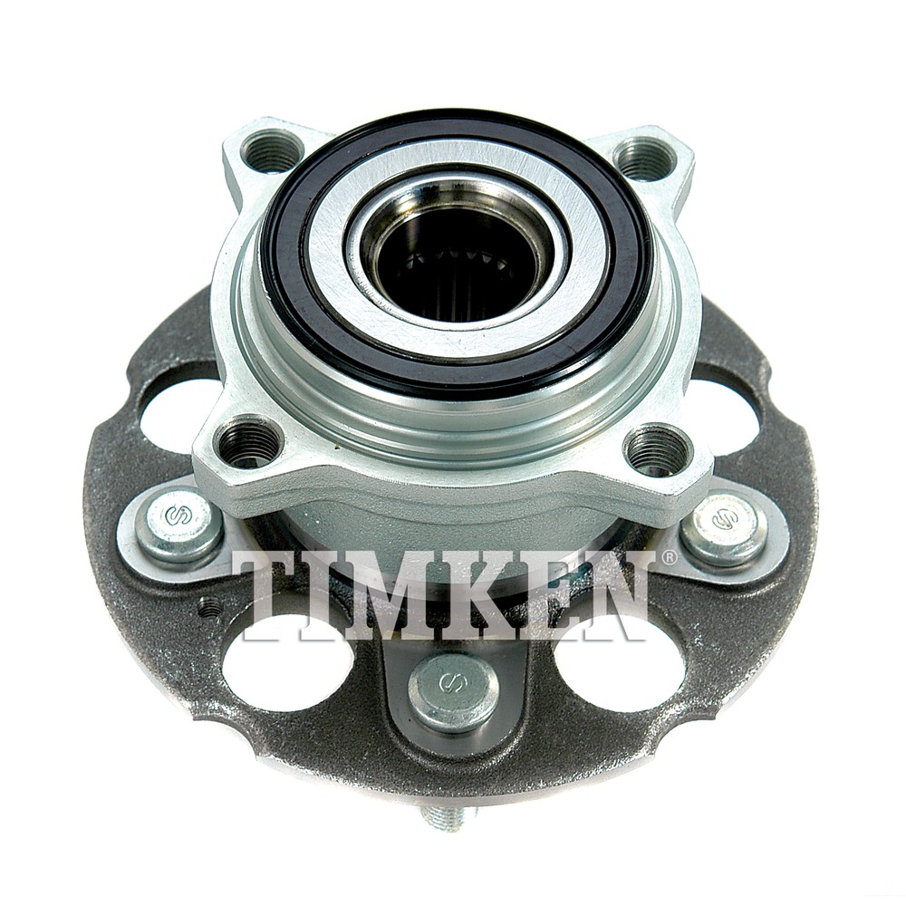 TIMKEN - Wheel Bearing & Hub Assembly - TIM HA590204