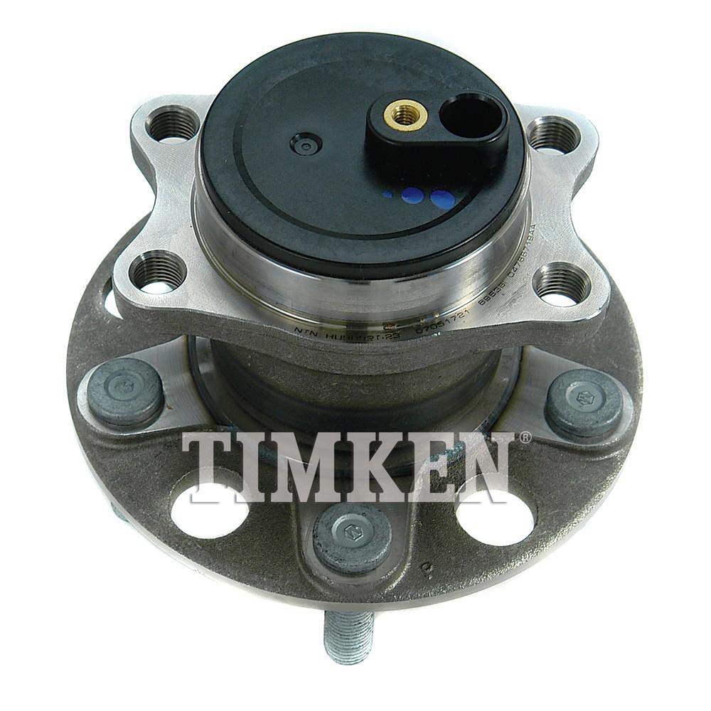 TIMKEN - Wheel Bearing and Hub Assembly (Rear) - TIM HA590216