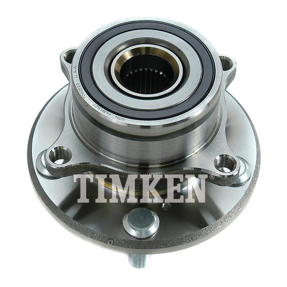 TIMKEN - Wheel Bearing & Hub Assembly - TIM HA590228