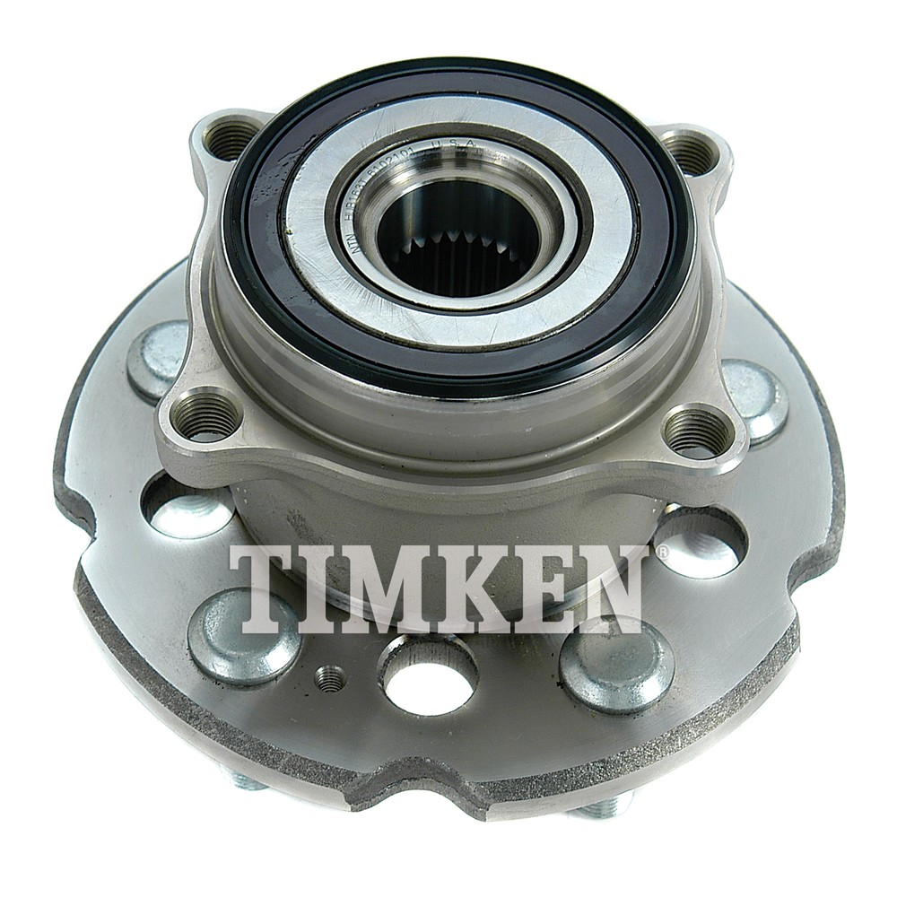 TIMKEN - Wheel Bearing & Hub Assembly - TIM HA590229