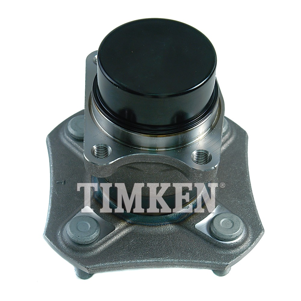 TIMKEN - Wheel Bearing And Hub Assembly - TIM HA590286