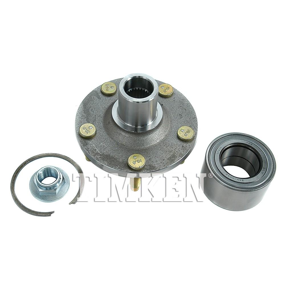 TIMKEN - Wheel Bearing and Hub Assembly (Front) - TIM HA590286K