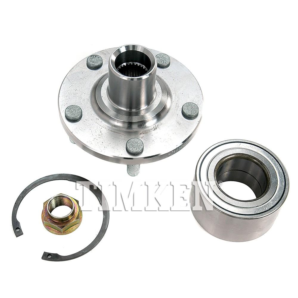 TIMKEN - Wheel Bearing and Hub Assembly (Front) - TIM HA590302K