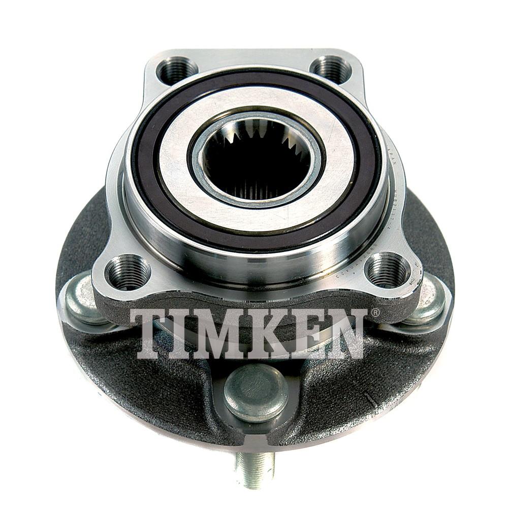 TIMKEN - Wheel Bearing and Hub Assembly - TIM HA590315