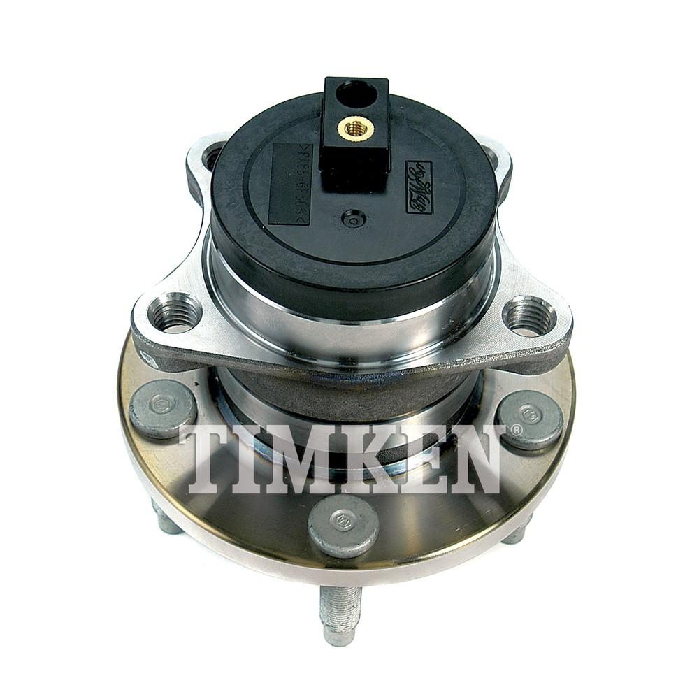 TIMKEN - Wheel Bearing And Hub Assembly - TIM HA590335