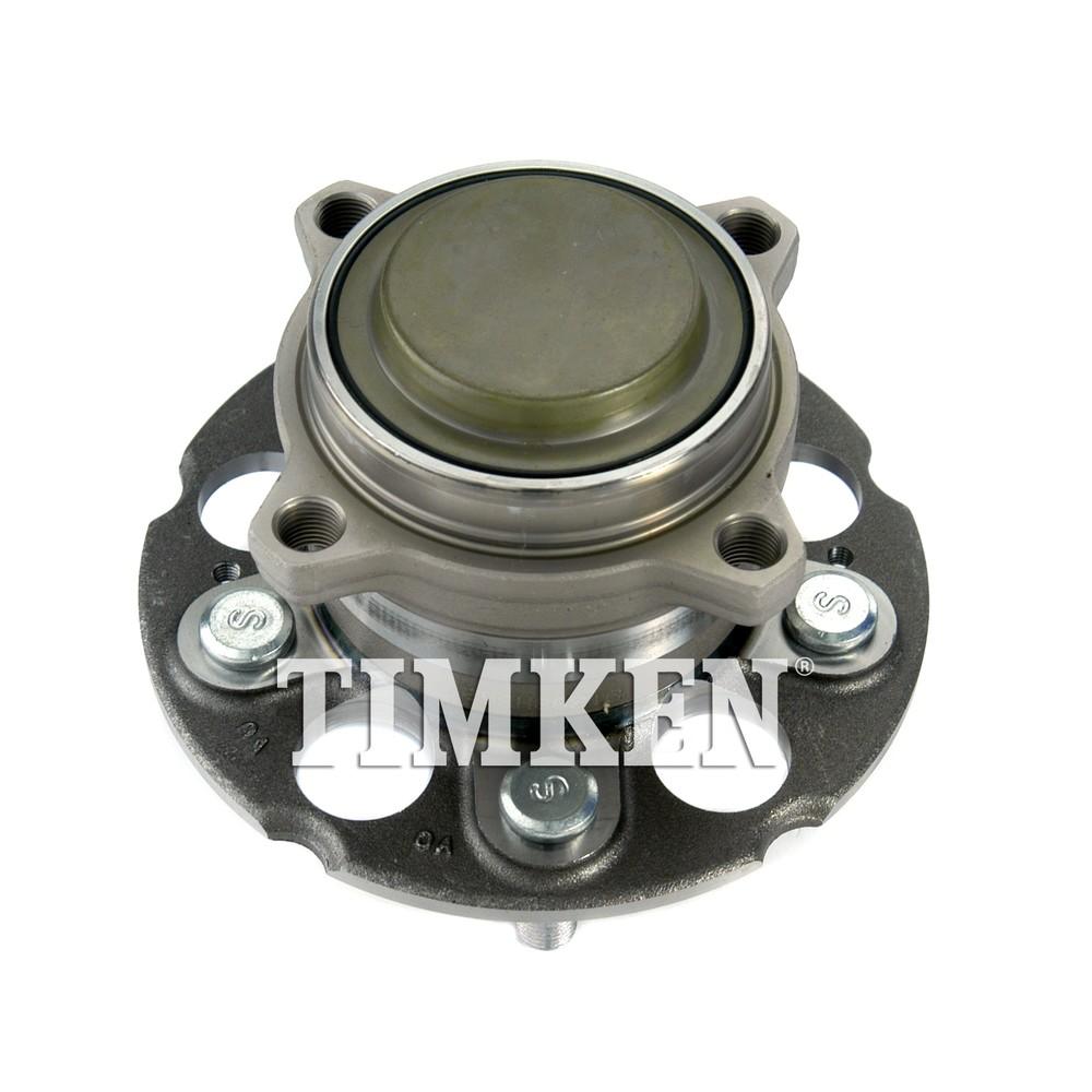 TIMKEN - Wheel Bearing & Hub Assembly - TIM HA590457