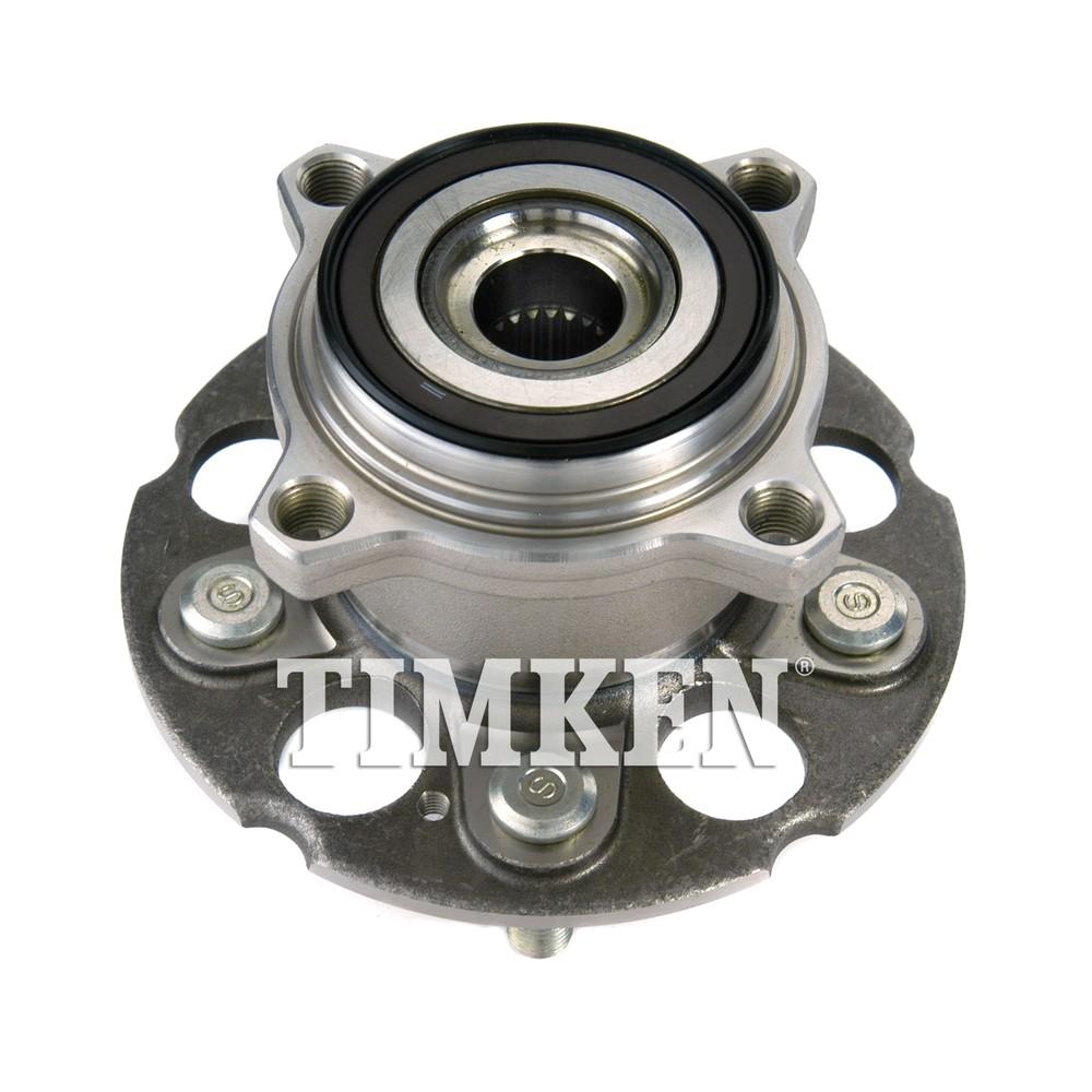 TIMKEN - Wheel Bearing & Hub Assembly - TIM HA590461