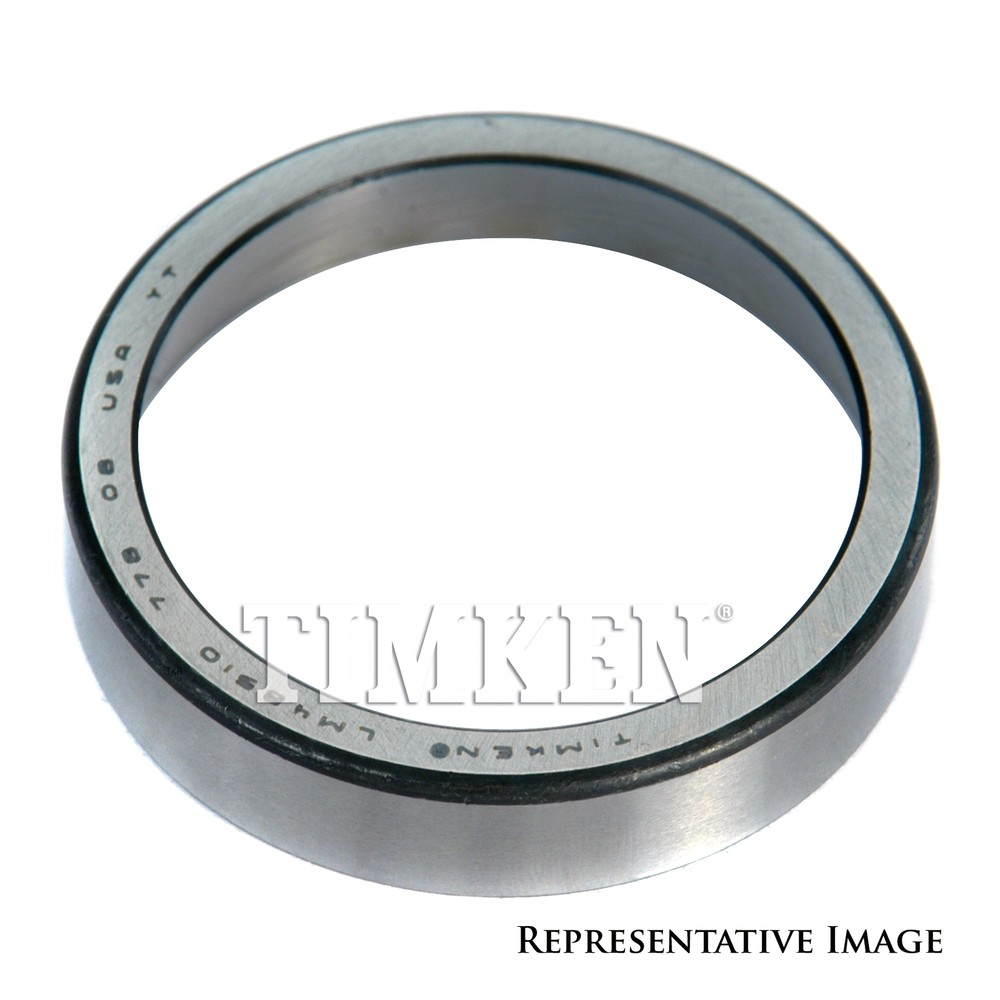 TIMKEN - Axle Shaft Bearing - Automatic Transaxle - TIM M86610