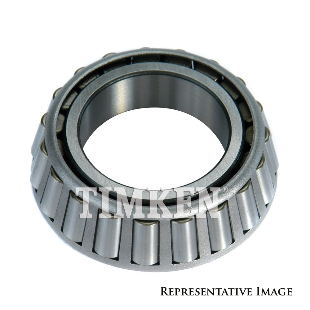 TIMKEN - Rear Transmission Bearing - TIM 15101
