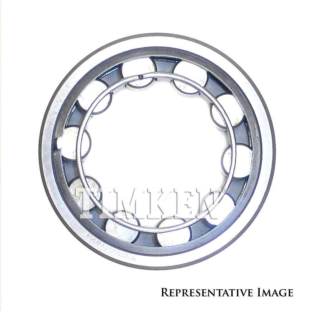TIMKEN - Wheel Bearing (Rear) - TIM 6408