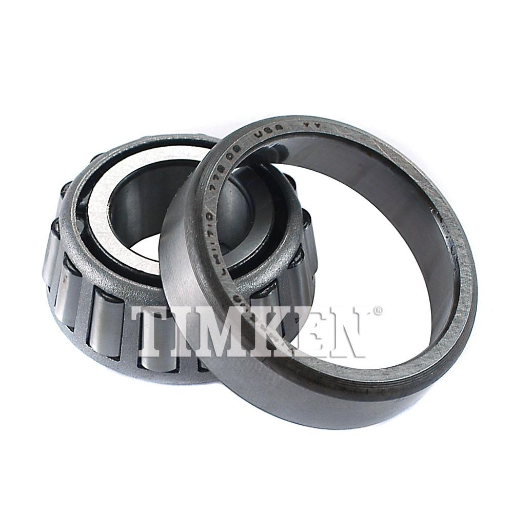 TIMKEN - Wheel Bearing and Race Set - TIM SET1