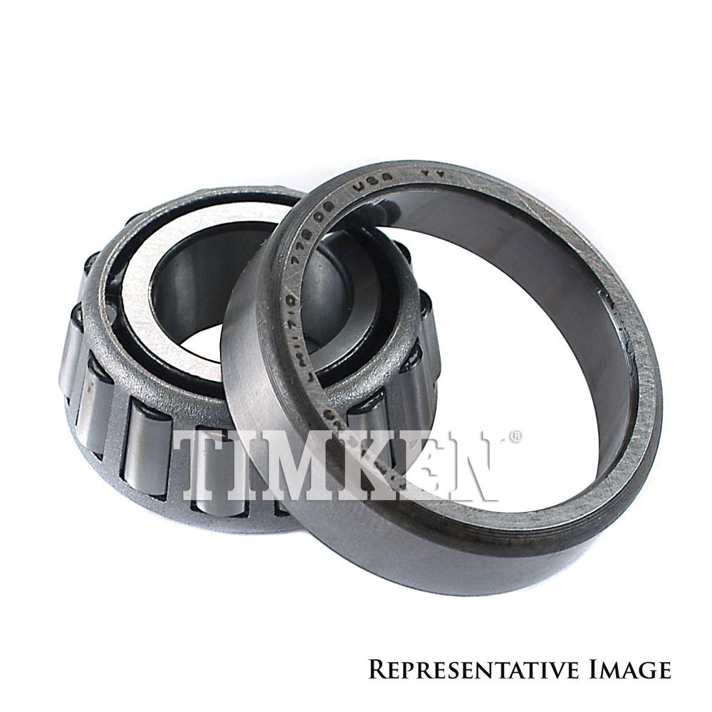 TIMKEN - Wheel Bearing & Race Set (Rear Inner) - TIM SET407