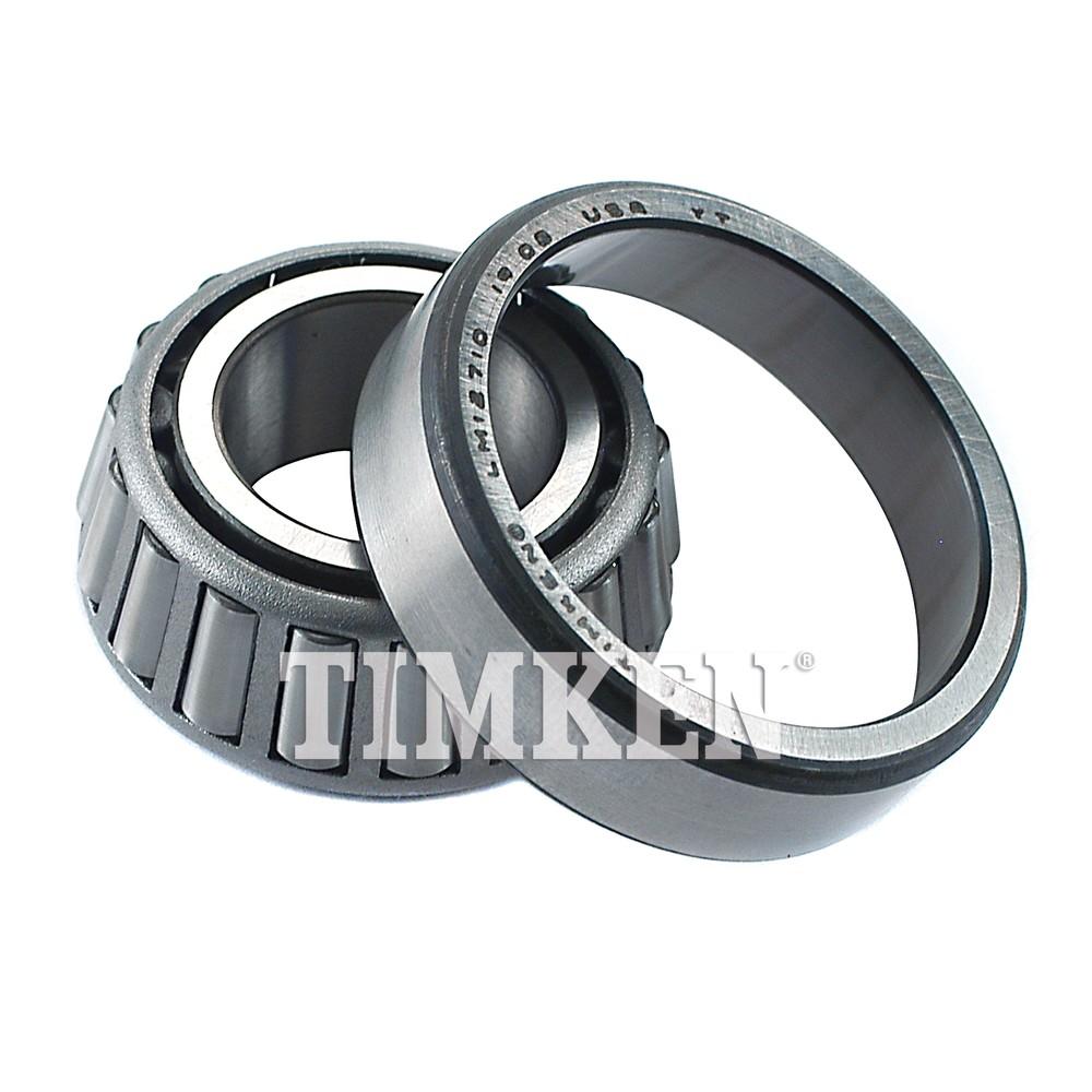 TIMKEN - Wheel Bearing & Race Set - TIM SET12